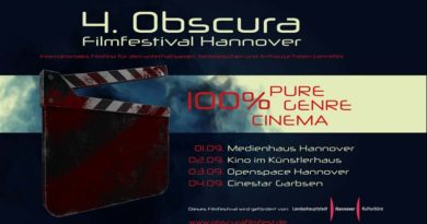 4. Obscura Filmfestival Hannover